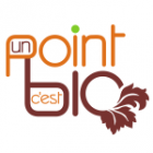 logo Un point c'est bio